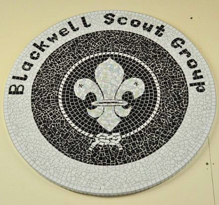 BLACKWELL SCOUT GROUP MOSAIC