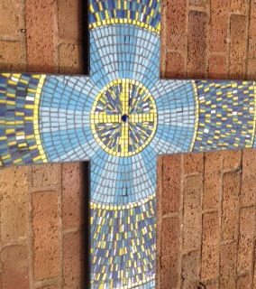 Mosaic for St Marys Catholic School Henley In Arden